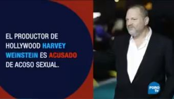Hollywood y el escándalo de Harvey Weinstein