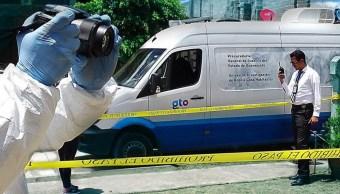 se registra jornada violenta homicidios guanajuato 28 72 horas