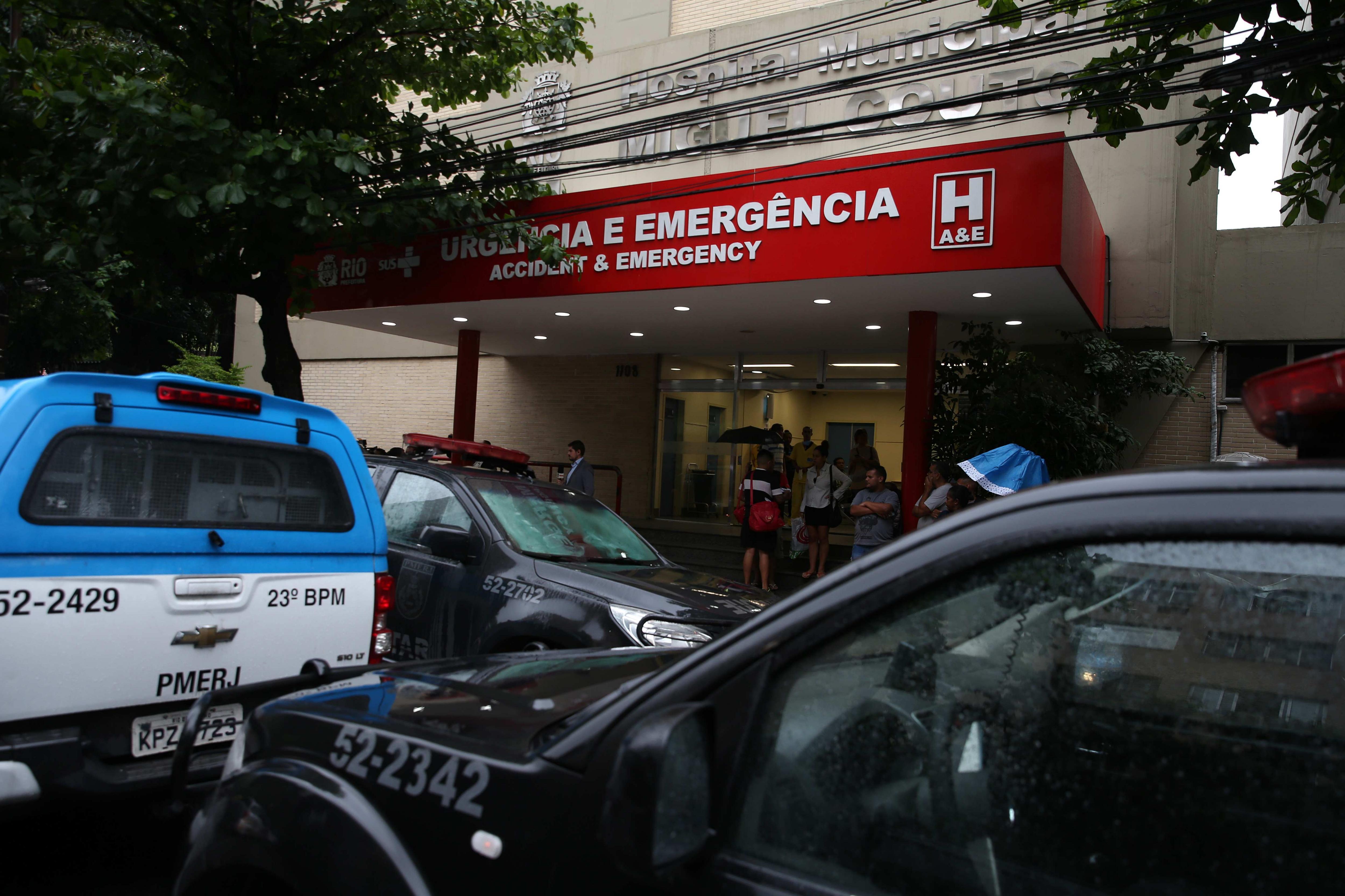 Muere a balazos turista española por policía en Río de Janeiro