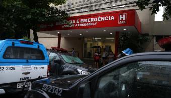 Turista española muere por disparos de la Policía en favela de Río