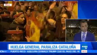Inhabilitar Puidgemont Podría Encender Ánimos Independentistas Cataluña