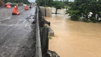 Emiten declaratoria de emergencia para cinco municipios de Veracruz