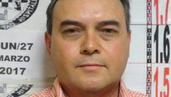 Javier Alfonso Garfio Pacheco, exalcalde de Chihuahua