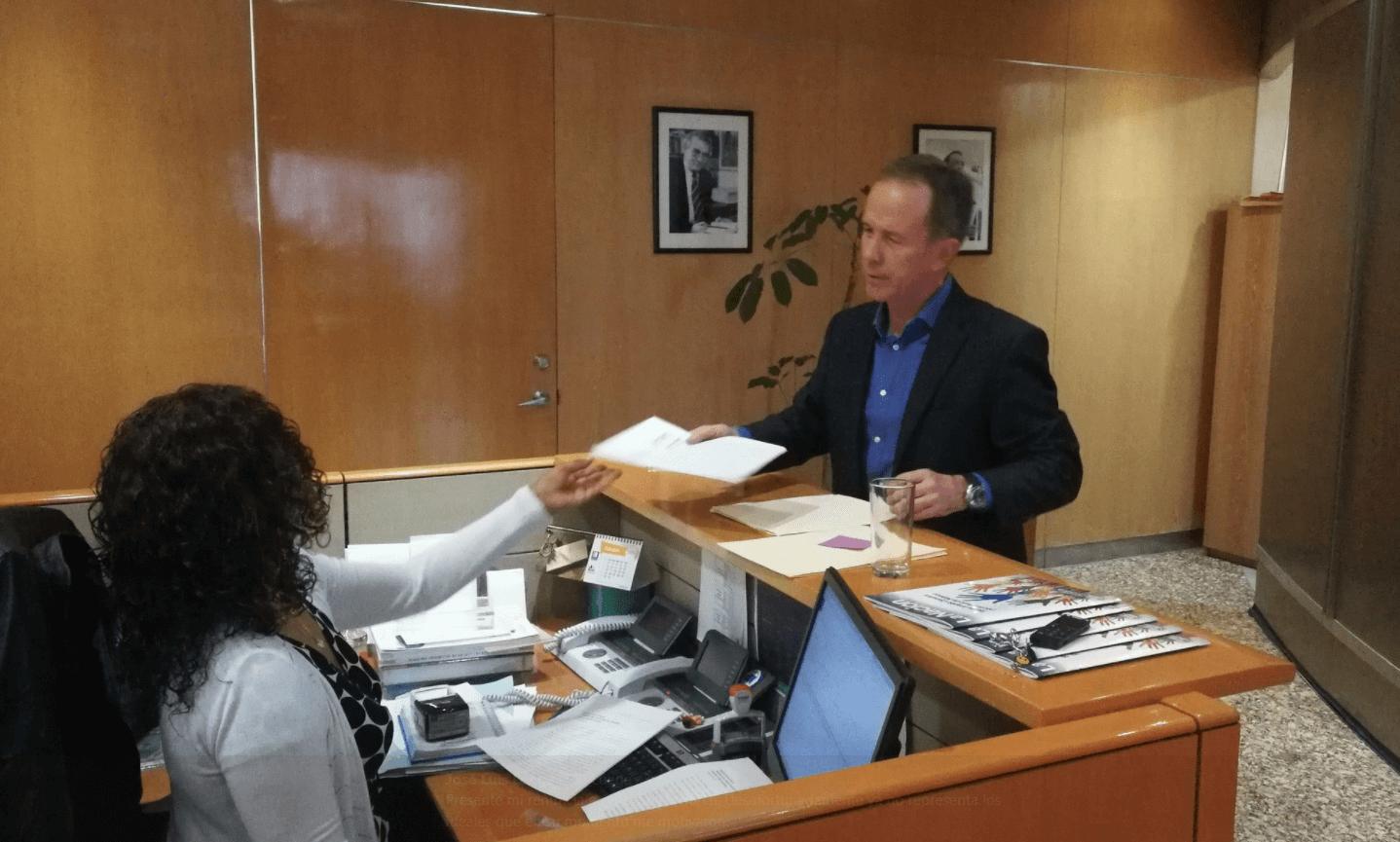 José Luis Luege deja el PAN, va independiente por la CDMX