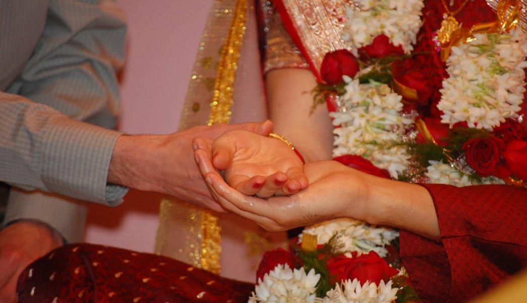 Matrimonio de menores con adultos