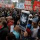 La desaparición de Santiago Maldonado ha provocado protestas en Argentina