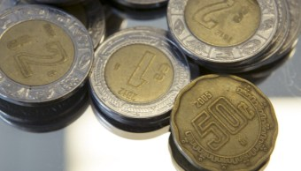 La moneda mexicana cae después de su mejor jornada