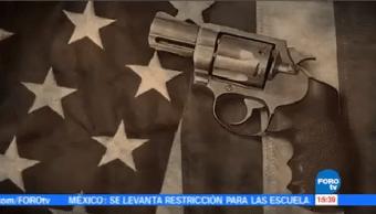 Segunda Enmienda Constitución Eu Derecho Comprar Portar Armas