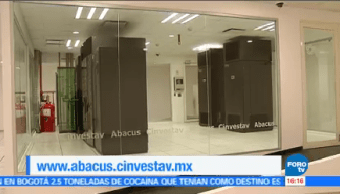 Supercomputadora Abacus Cinvestav Equivale 25 Mil Laptops