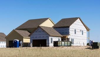 La venta de casas trepa a máximo de casi 10 años