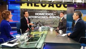 inseguridad y violencia mexico analisis despierta loret