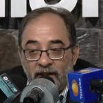 Luis Castro, líder del Partido Nueva Alianza