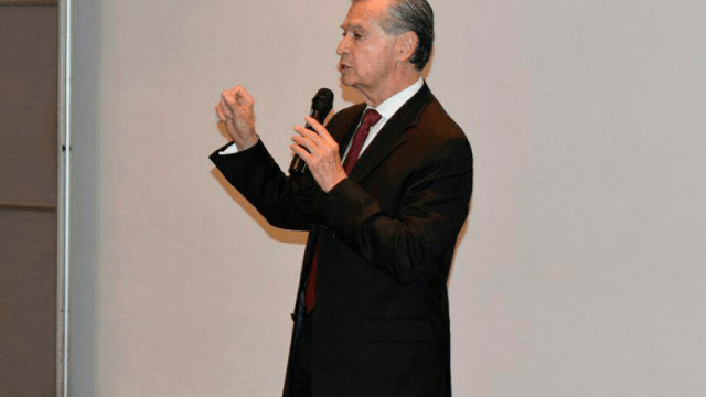 Luis Ernesto Derbez pide trabajar en establecer las reglas del Frente