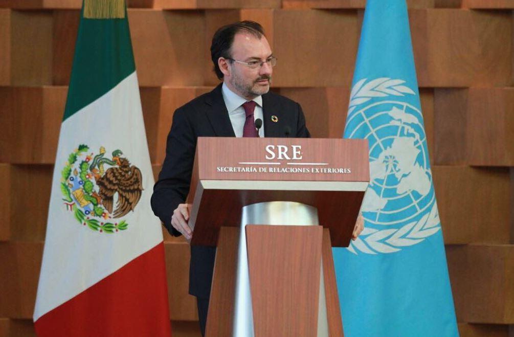 México no reconoce independencia de Cataluña