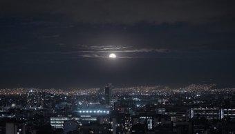 octubre se ilumina luna llena