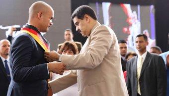 Maduro celebra triunfo oficialista bastión opositor Capriles