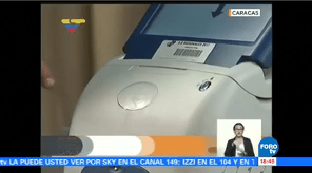 Maduro Defiende Legalidad Resultados Electorales