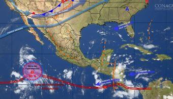 meteorologico tormentas chihuahua sinaloa chiapas conagua