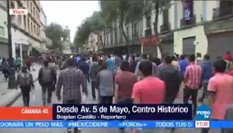 Marcha Conmemorativa 2 De Octubre Tlatelolco Zócalo