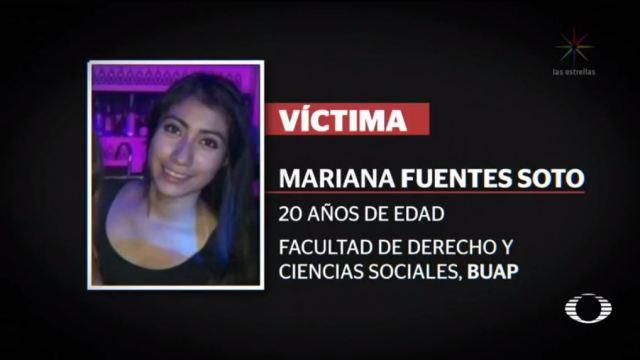 autoridades investigan asesinato estudiante buap puebla