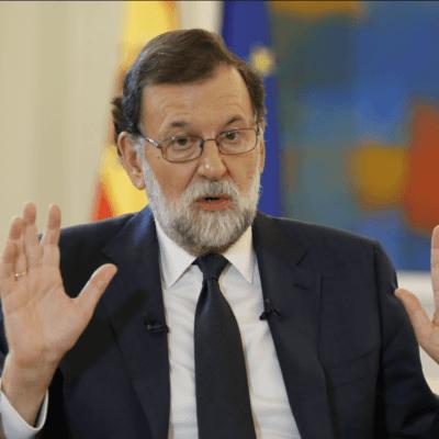 Rajoy hará 'todo lo que haga falta' frente a independencia de Cataluña