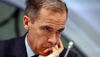 Gobernador del BoE llama a bancos a reunir deuda de rescate