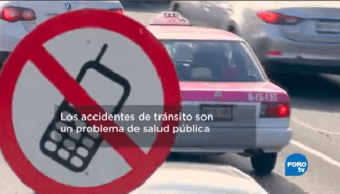 Métodos Evitar Accidentes Viales Instituto Geografía Unam