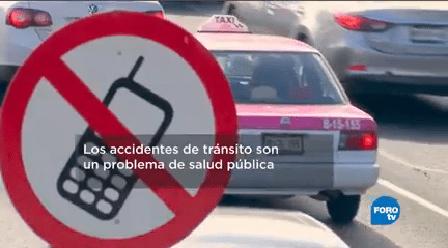 Métodos Evitar Accidentes Viales Instituto Geografía Unam