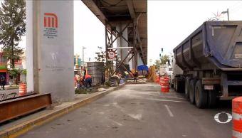 reparaciones sismo l12 metro tardaran mes