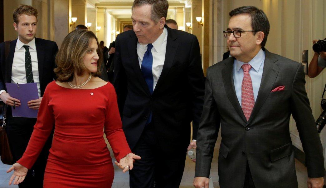 México será el más afectado si se cancela el TLCAN