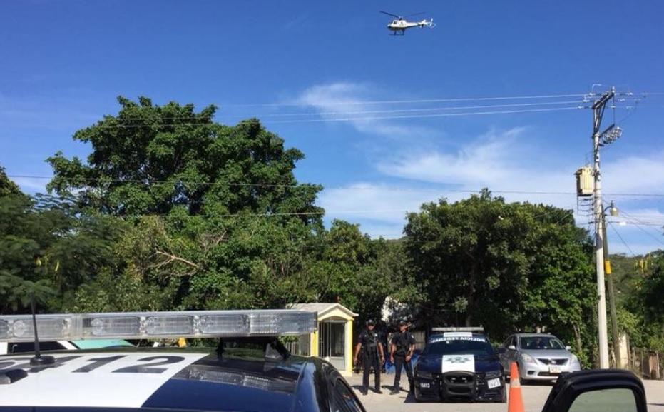 Detienen a 45 hombres armados en Guerrero; querían llevarse a estudiante