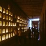 impiden visitar la parte mas antigua del panteon san miguel