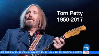 Muere Músico Tom Petty Legendario Rockero Hospital Ucla