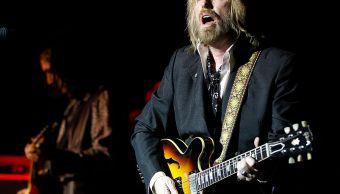 Muere 66 años rockero estadounidense Tom Petty