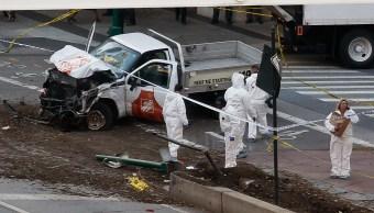 Muere mujer belga ataque terrorista Manhattan Nueva York