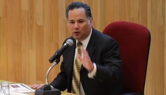 Santiago Nieto remoción Fepade problemas jurídicos