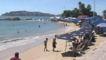 Ola de calor en Guerrero eleva temperaturas en Acapulco