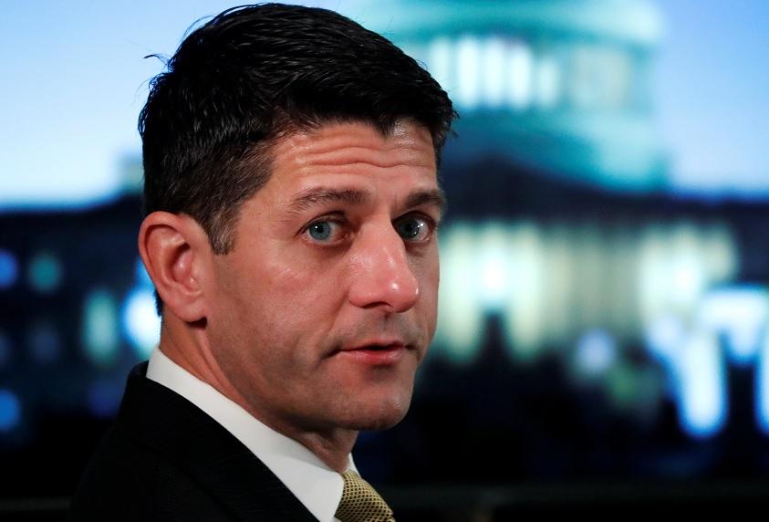 Paul Ryan quiere ley que proteja a dreamers