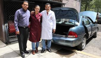 coche eléctrico, Gómez Sierra, automóvil, gasolina