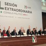 Legisladores del PRI avalan método para elegir candidato presidencial de su partido