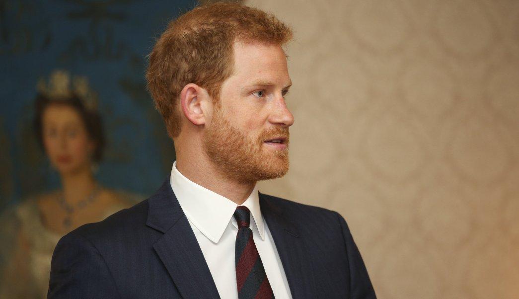 El príncipe Enrique de Inglaterra. (EFE, archivo)