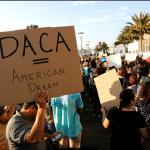 Protestas en favor del DACA en Estados Unidos