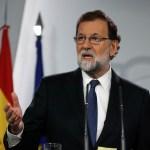 Rajoy cesa a Puigdemont; convoca a elecciones anticipadas en Cataluña en seis meses