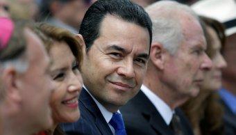 Supremo Guatemala rechaza desafuero presidente y diputados