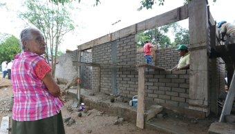 En noviembre podría concluir demolición de viviendas dañadas en Chiapas