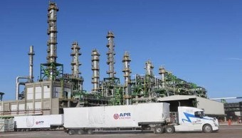 Refinería de Salina Cruz Oaxaca reanuda operaciones