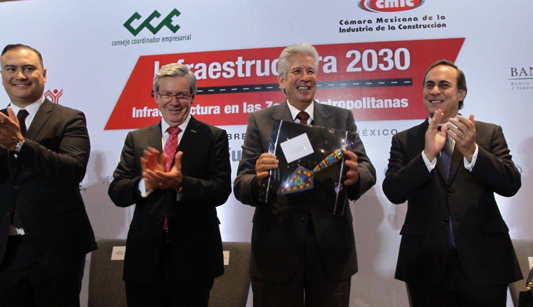Reconstrucción del Paso Express concluirá en noviembre: Ruiz Esparza