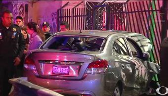 Se registra balacera por conflictos de tránsito en Parque Vía