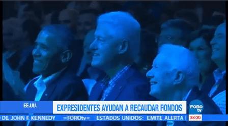 Reúnen Cinco Expresidentes Eu Concierto Benéfico