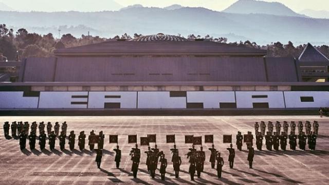Sede del Heroico Colegio Militar en la CDMX